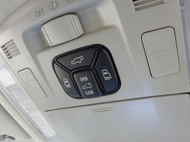 SR Cパッケージ フルタイム4WD E-Four ダブルムーンルーフ 電動ヒーター付き本革シート エグゼクティブシート オットマン フリップダウンモニター スマートキー ETC 両側パワースライドドア 自動リアゲート(3枚目)