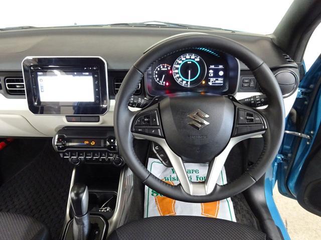 ハイブリッドMZ フルタイム4WD セーフティーパッケージ装着車 デュアルカメラブレーキサポート グリップコントロール ダウンヒルアシスト 純正全方位モニター付きメモリーナビ ETC LEDヘッドランプ スマートキー(10枚目)