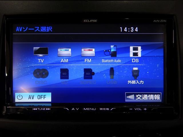 ■ 装備2 ■ フルセグ地上デジタルTV|ディスク再生|Bluetooth音楽プレイヤー接続対応|SDカードメディア再生|USB外部機器接続
