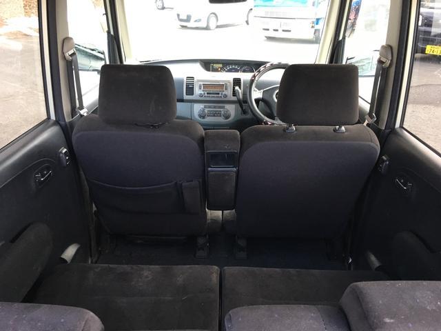 ダイハツ タント 4WD ターボ CD MD 14インチアルミ セキュリティ