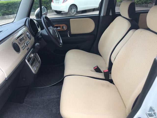 X 4WD スマートキー シートヒーター CD 電格ミラー(8枚目)