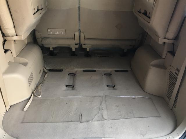 G 4WD ナビ バックカメラ ETC キーレス 8人乗り(11枚目)