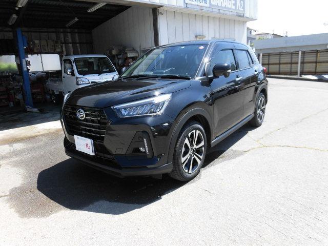 「ダイハツ」「ロッキー」「SUV・クロカン」「長野県」の中古車3