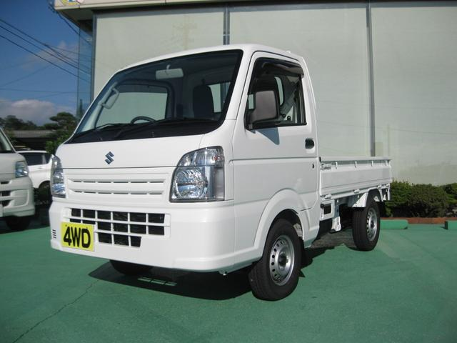KCパワステ 4WD ABS(3枚目)