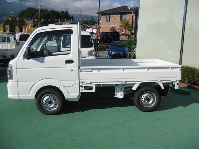 KCパワステ 4WD ABS(4枚目)
