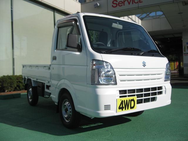 KCパワステ 4WD ABS(9枚目)