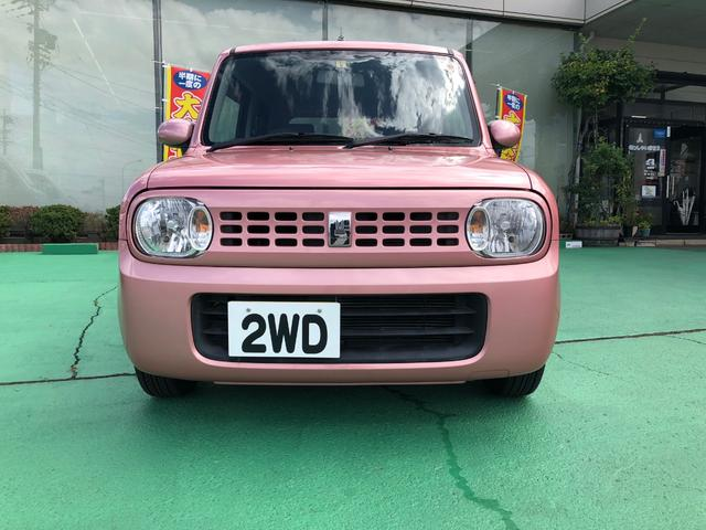 「スズキ」「アルトラパン」「軽自動車」「長野県」の中古車2