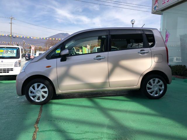 長野県の車は塩カルによる下廻りのサビが多いので、影響の少ない他県の車を仕入れるよう心掛けております。