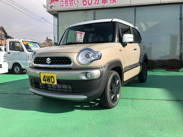 「スズキ」「クロスビー」「SUV・クロカン」「長野県」の中古車3