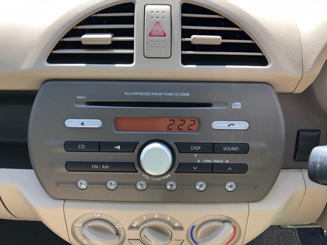 F 4WD キーレス CD(10枚目)