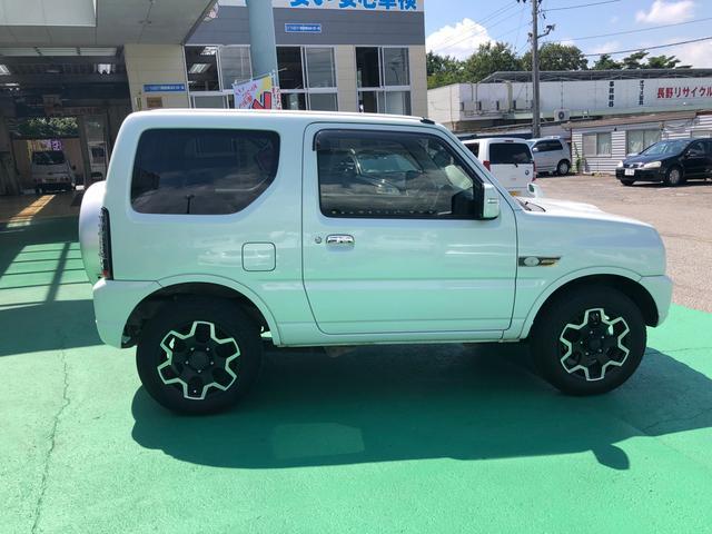 「スズキ」「ジムニー」「コンパクトカー」「長野県」の中古車8