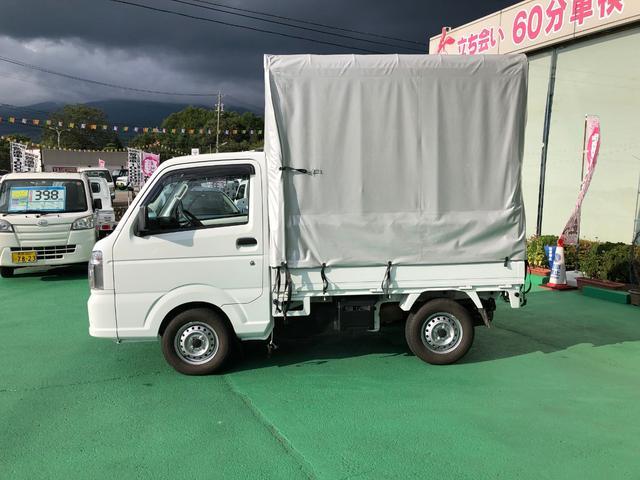 「スズキ」「キャリイトラック」「トラック」「長野県」の中古車4