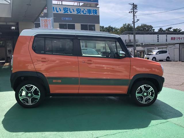 「スズキ」「ハスラー」「コンパクトカー」「長野県」の中古車8