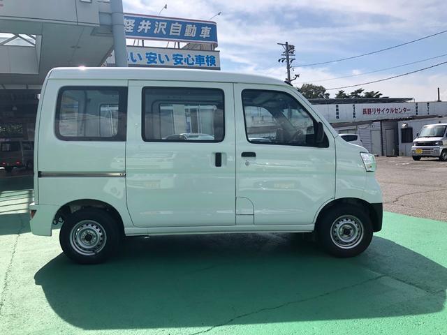 「ダイハツ」「ハイゼットカーゴ」「軽自動車」「長野県」の中古車8