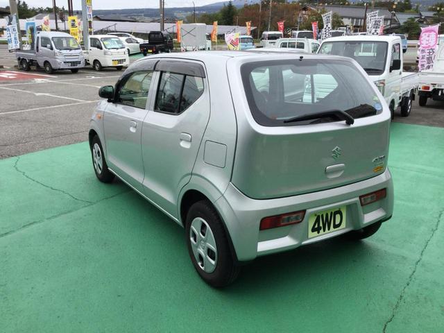 「スズキ」「アルト」「軽自動車」「長野県」の中古車5