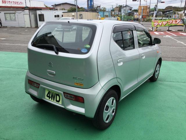 「スズキ」「アルト」「軽自動車」「長野県」の中古車7