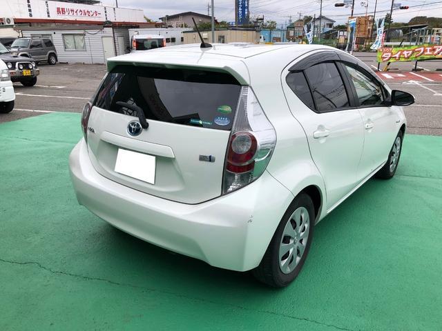「トヨタ」「アクア」「コンパクトカー」「長野県」の中古車7