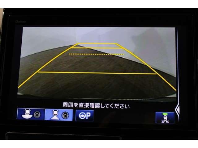 スパーダハイブリッド G・EX ホンダセンシング ギャザズナビ フルセグ DVD(4枚目)