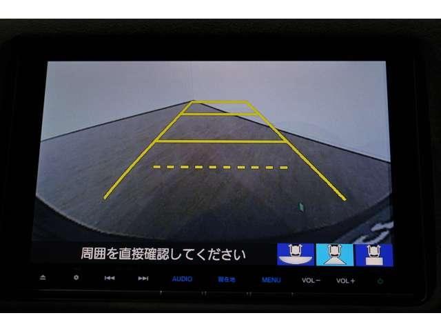ハイブリッドRS・ホンダセンシング ギャザズナビ フルセグ DVD(4枚目)