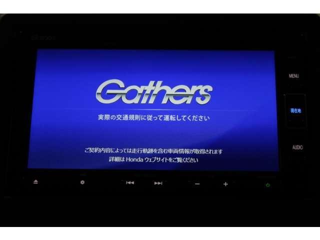 Lホンダセンシング ギャザズナビ フルセグ DVD(3枚目)