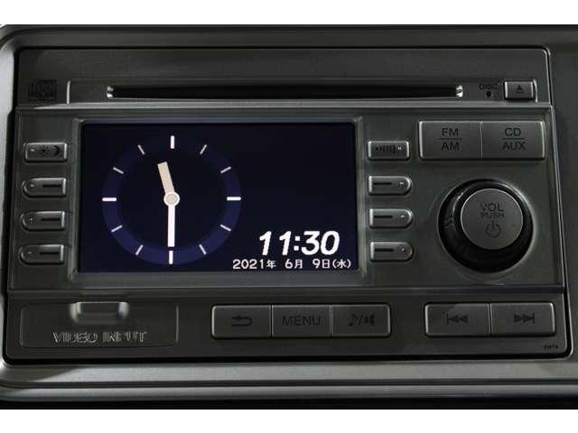 G特別仕様車 HIDスマートスペシャル メーカー装着CDチューナー(3枚目)