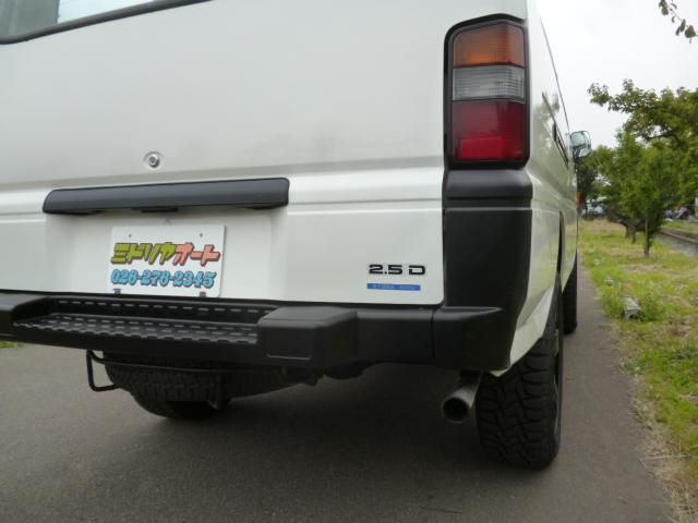 ロングDX 4WD ディーゼルターボ(5枚目)