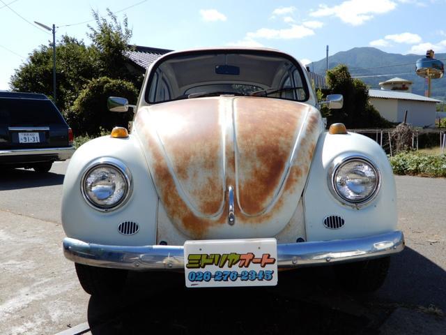「フォルクスワーゲン」「VW ビートル」「クーペ」「長野県」の中古車3