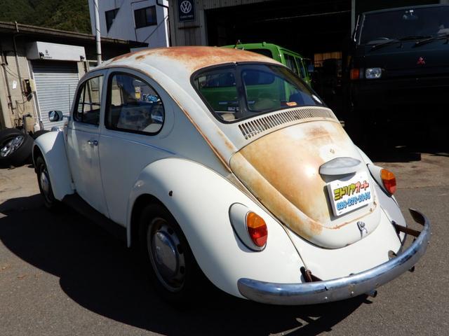 「フォルクスワーゲン」「VW ビートル」「クーペ」「長野県」の中古車5