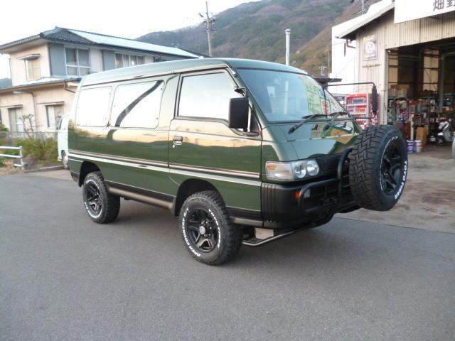 「三菱」「デリカスターワゴン」「ミニバン・ワンボックス」「長野県」の中古車4