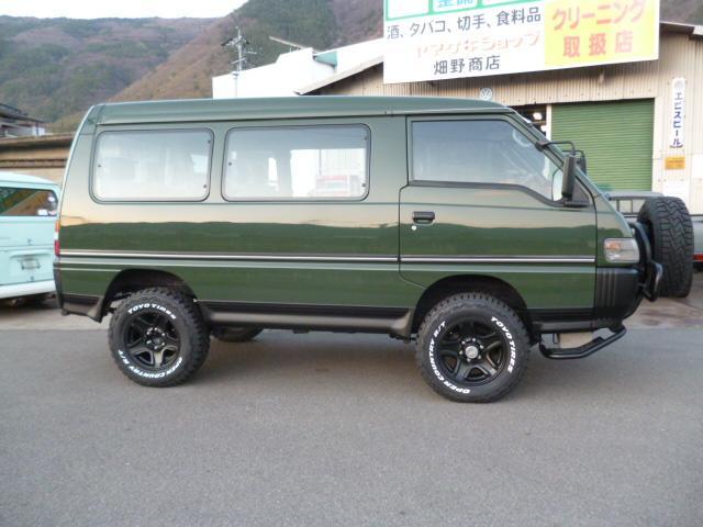 「三菱」「デリカスターワゴン」「ミニバン・ワンボックス」「長野県」の中古車5