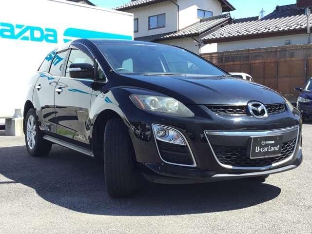 マツダ CX-7 2.3クルージングパッケージ 4WD BOSE ナビ ETC