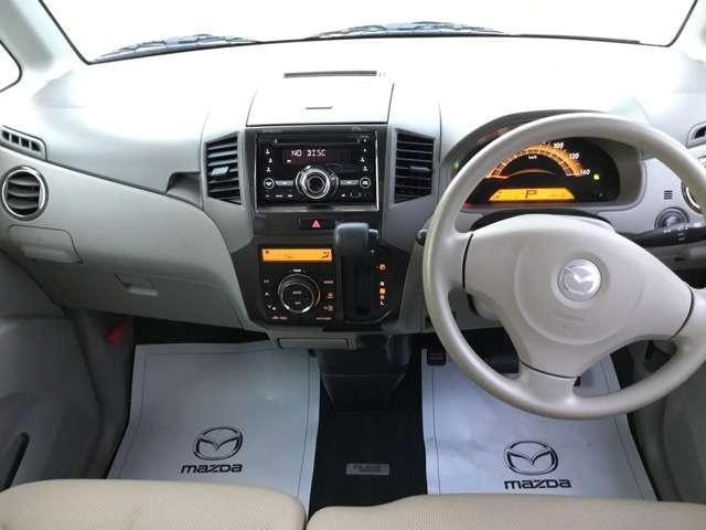660 TS 4WD 左電動スライドドア ベージュ内装(3枚目)
