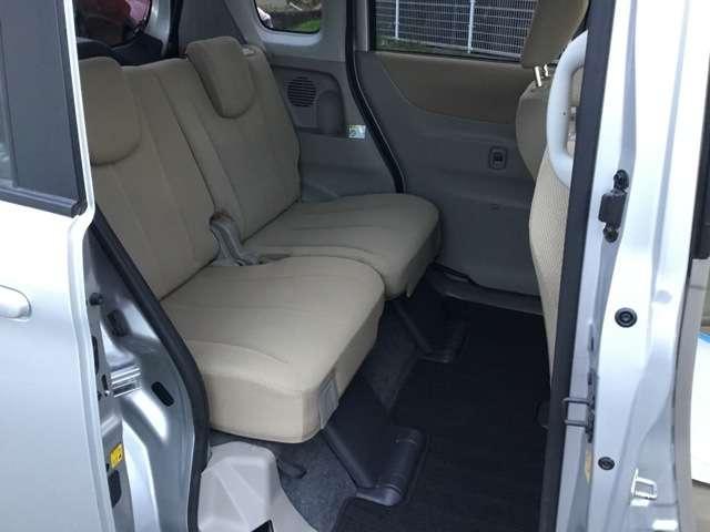 660 TS 4WD 左電動スライドドア ベージュ内装(10枚目)