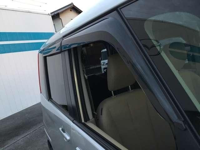 660 TS 4WD 左電動スライドドア ベージュ内装(17枚目)