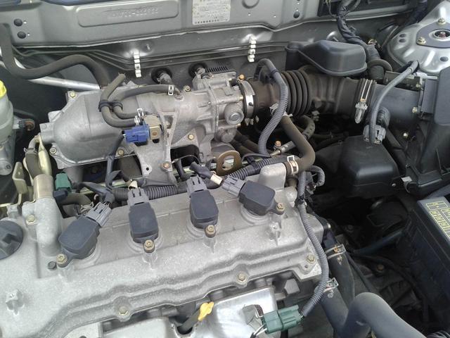 日産 ウイングロード G 4WD