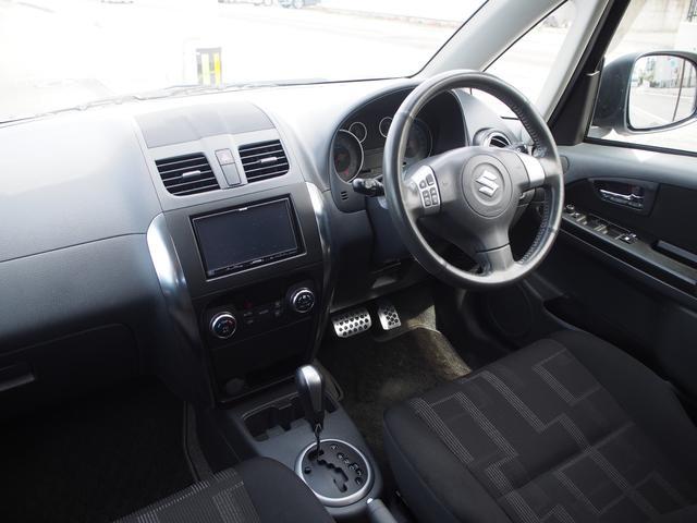 「スズキ」「SX4」「SUV・クロカン」「長野県」の中古車8