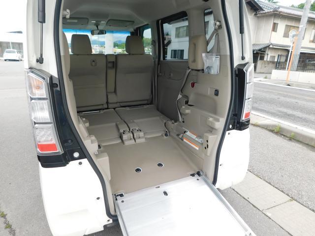 G・Lパッケージ 車いす仕様(14枚目)