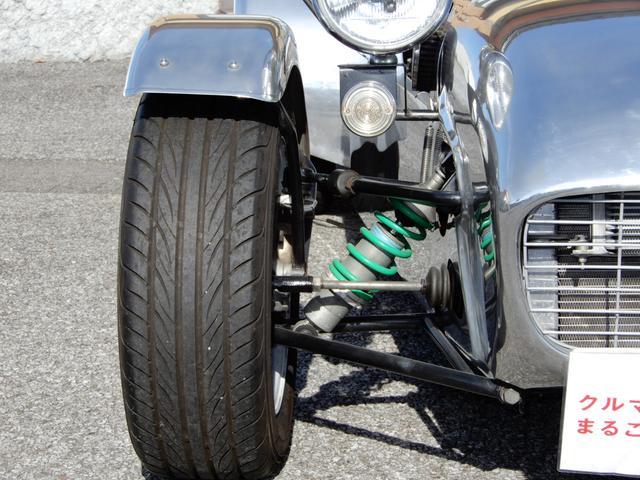 「ケータハム」「ケータハム スーパー7」「オープンカー」「長野県」の中古車4