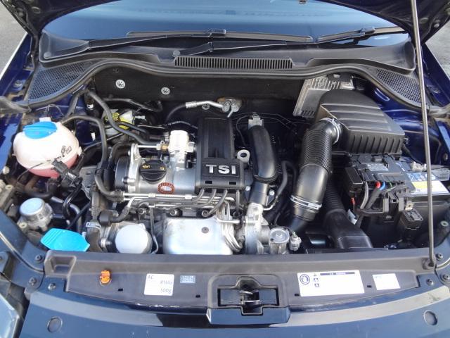 フォルクスワーゲン VW ポロ TSIハイライン ETC車載器 キーレス CD アルミ