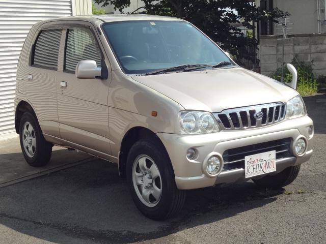 CL 4WD ターボ キーレス 15インチアルミ(4枚目)