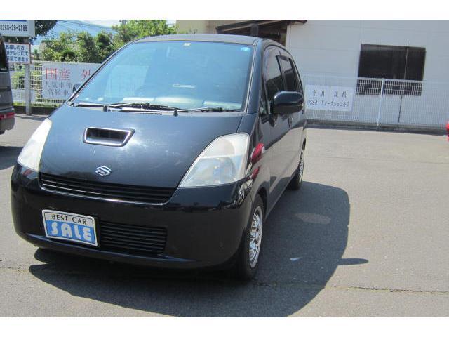 「スズキ」「MRワゴン」「コンパクトカー」「長野県」の中古車9