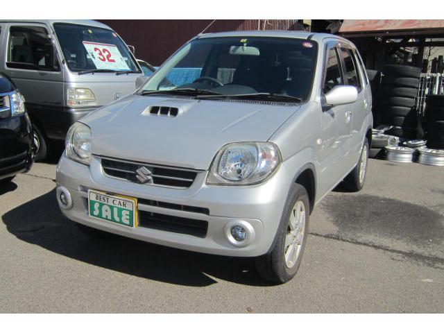 「スズキ」「Kei」「コンパクトカー」「長野県」の中古車2
