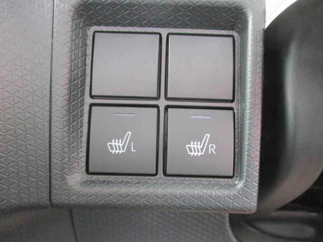 シートヒーター(運転席、助手席)
