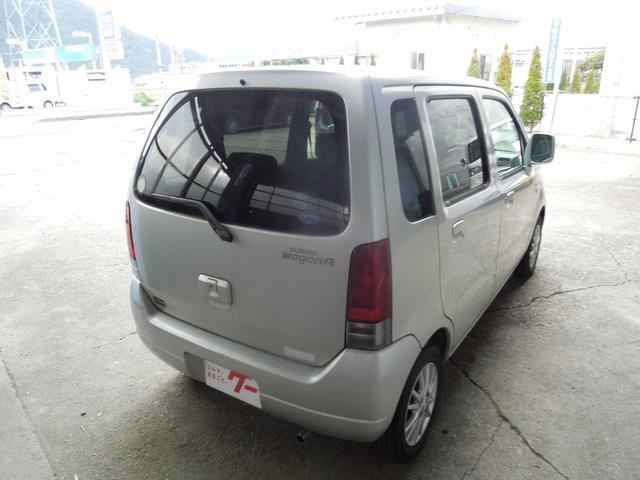 「スズキ」「ワゴンR」「コンパクトカー」「長野県」の中古車5
