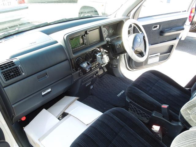 ホンダ ステップワゴン デラクシー 回転対座シート 4WD ダウンサス