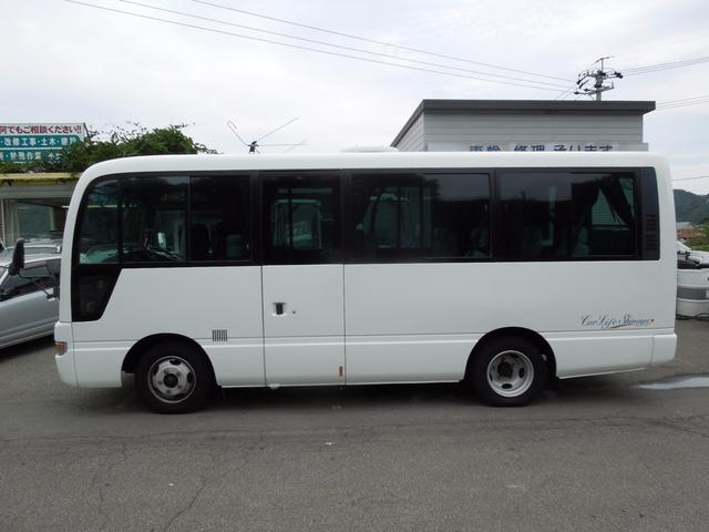 いすゞ ジャーニーバス 観光仕様 エアサス 2座席回転シート 地デジ