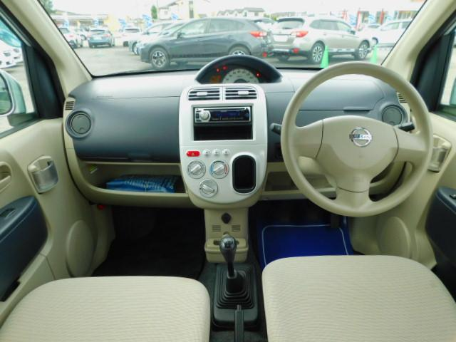 S AUX端子付CDステレオ ABS 5速MT(6枚目)