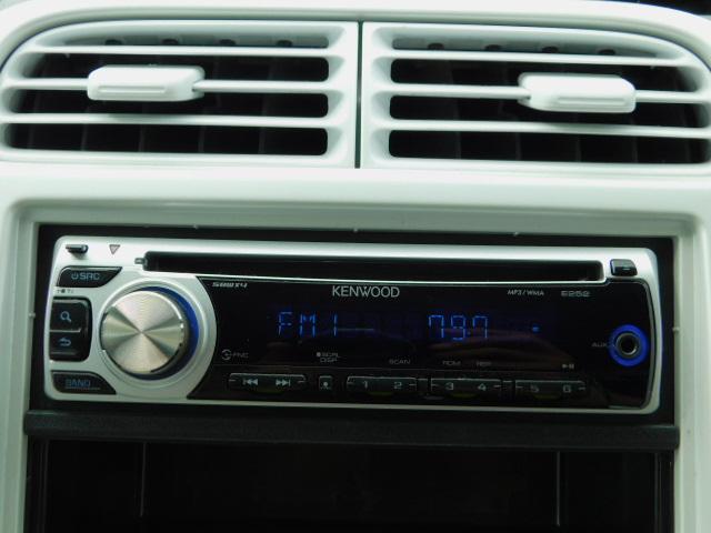S AUX端子付CDステレオ ABS 5速MT(9枚目)