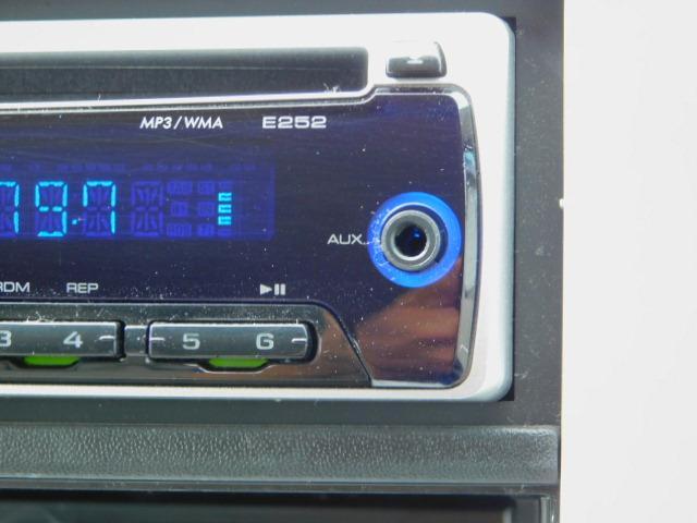 S AUX端子付CDステレオ ABS 5速MT(10枚目)