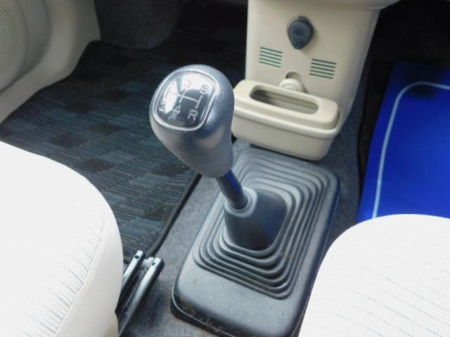 S AUX端子付CDステレオ ABS 5速MT(14枚目)
